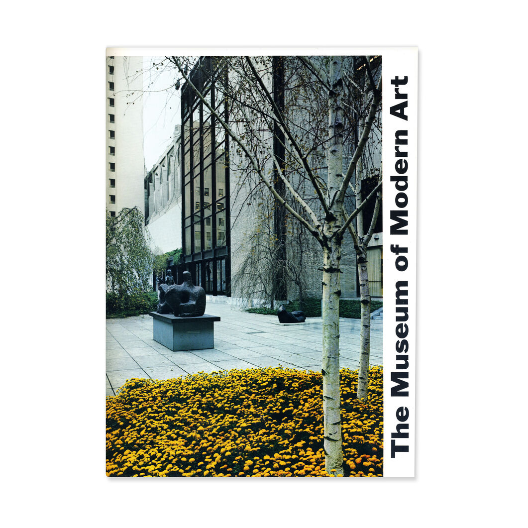 MoMA: Profile of A Museum (Art in America) - Paperback in color