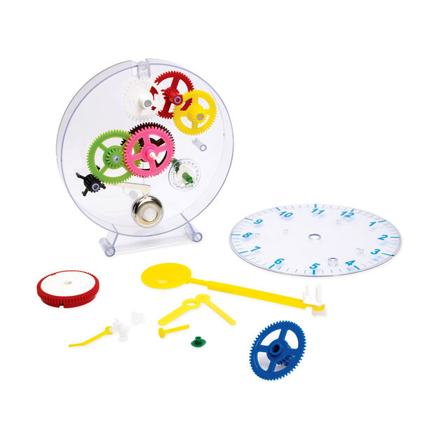 The Amazing Clock Kit in color