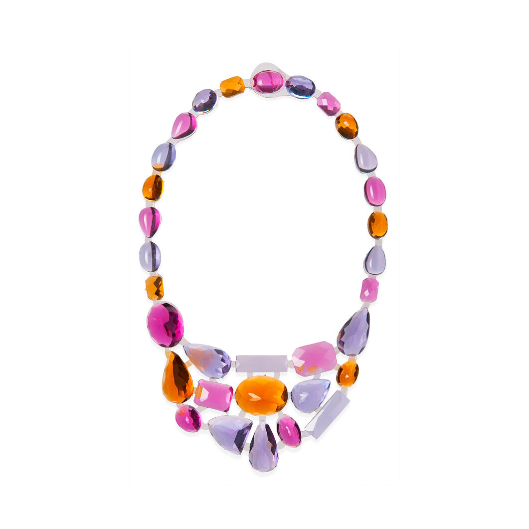 Corsi Jewelry - Necklace in color