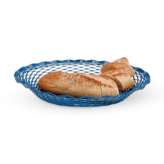French Panier in color Blue