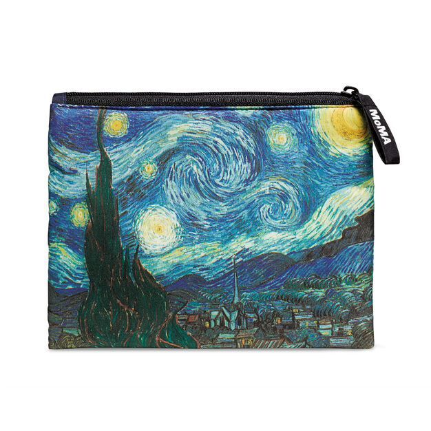 Starry Night Pouch in color