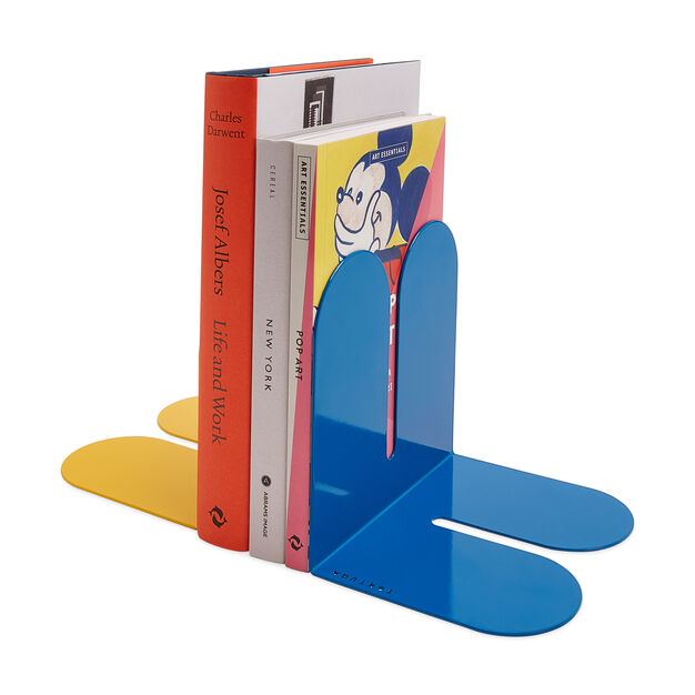 Dumbo Bookend in color Blue