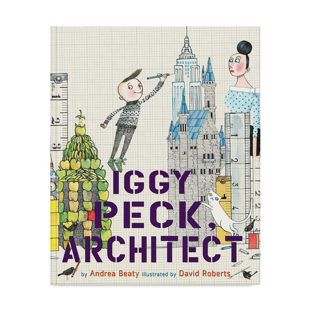 Iggy Peck  Architect in color