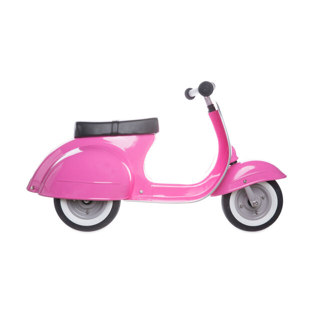 Primo Ride-On Push Scooter in color Pink