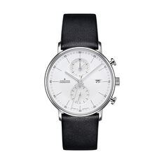 Max Bill Form C Chronoscope Quartz Watch in color