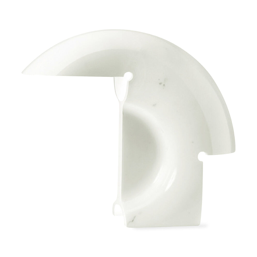 Biagio Marble Table Lamp in color