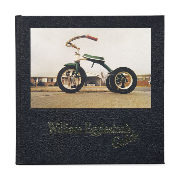 William Eggleston's Guide  2nd ed. (HC) in color