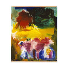 Hofmann: Fiat Lux Framed Print in color