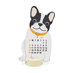 2019 Corgi Desk Calendar in color