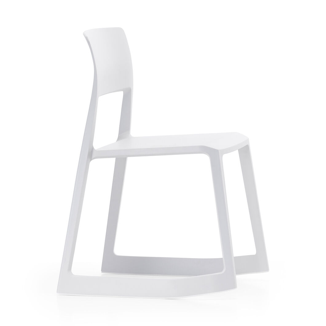 Tip Ton Chair in color White
