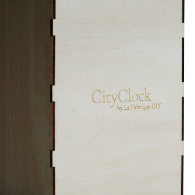 The City Clock in color