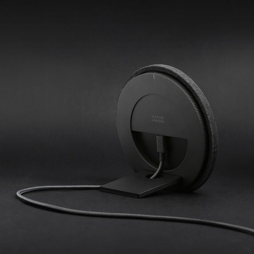 Dock Wireless Charger in color Gray