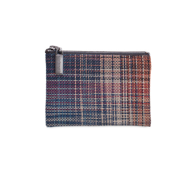 Chilewich Plaid Zips in color Multi