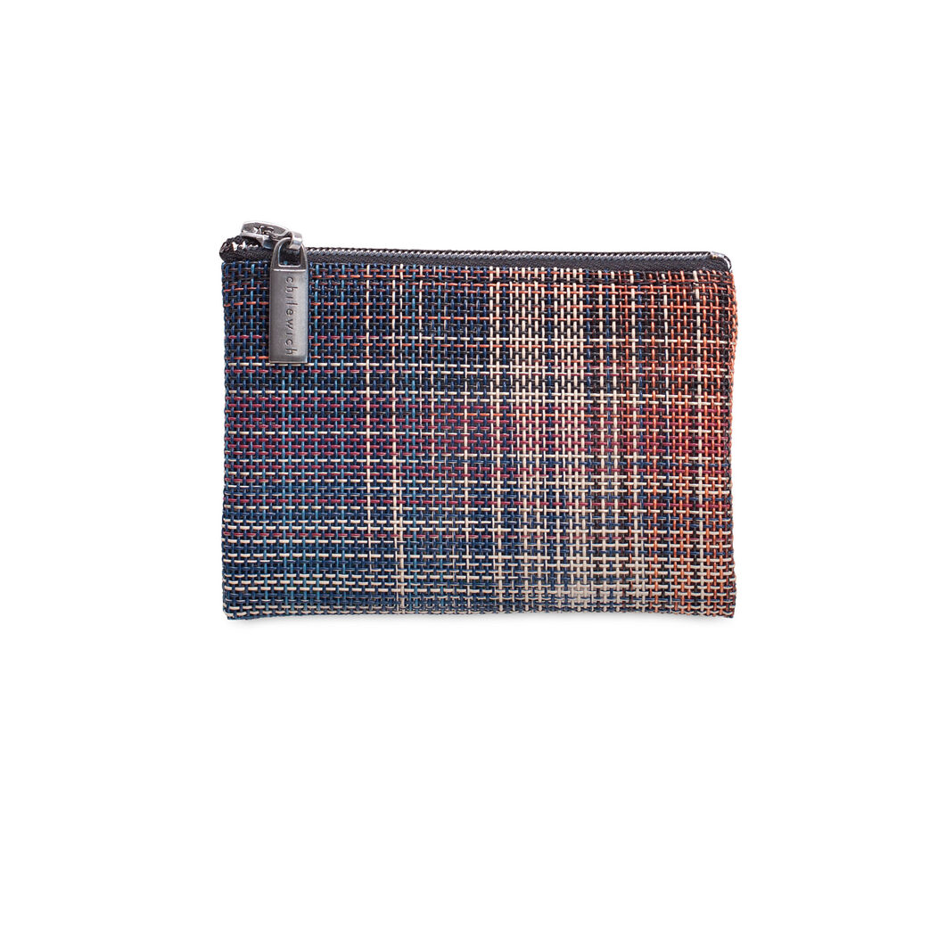 Chilewich Plaid Zips in color