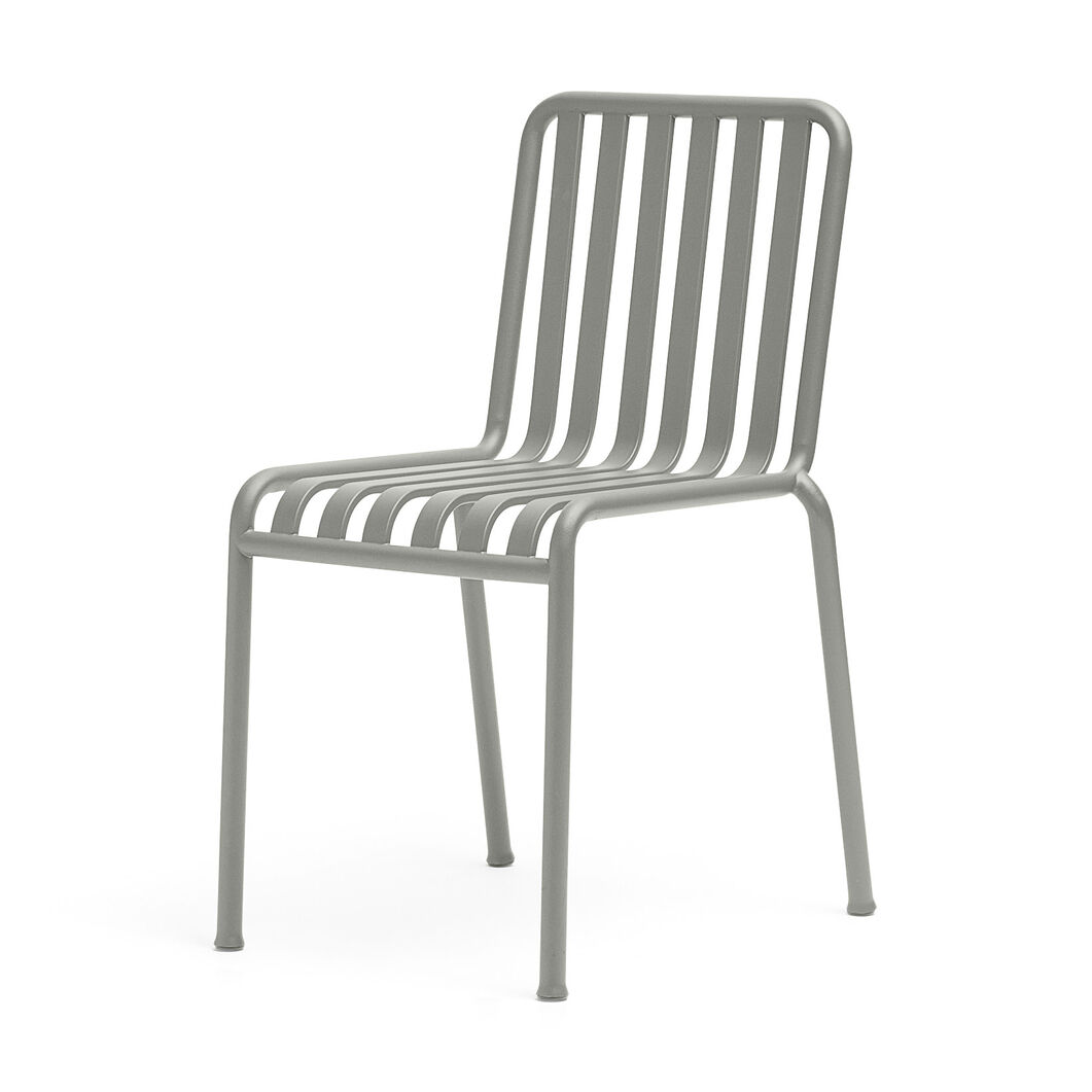 HAY Palissade Outdoor Chair in color White