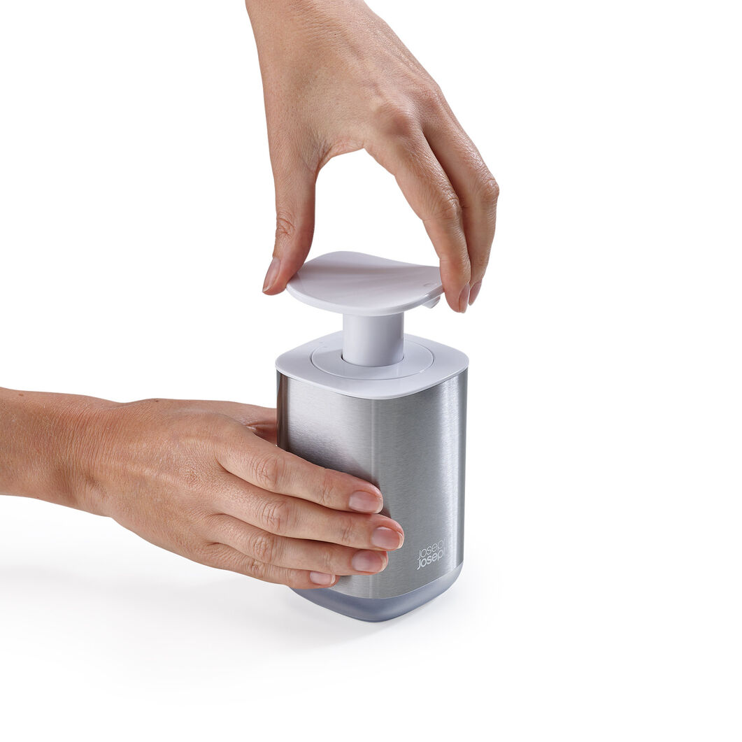 Presto Steel Soap Dispenser in color