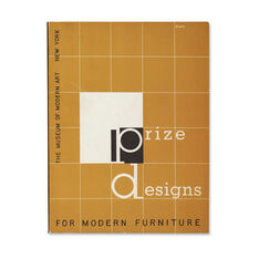 Prize Designs for Modern Furniture - Paperback in color