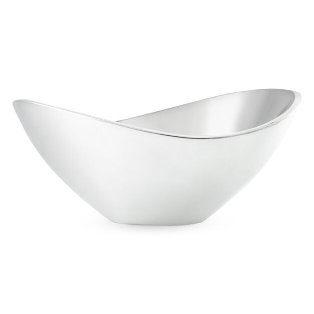 "Nambe 9"" Butterfly Bowl in color"