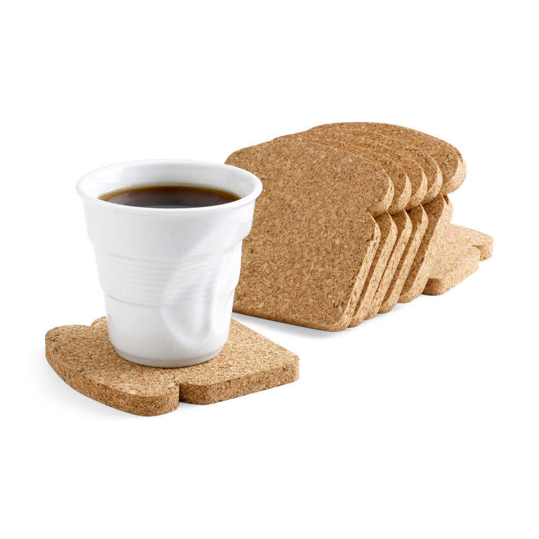 Toast It Coasters in color