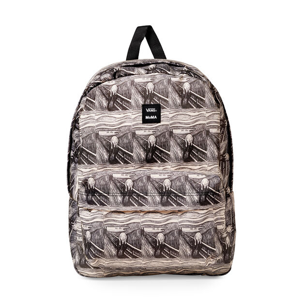 MoMA and Vans Edvard Munch Old Skool Backpack in color