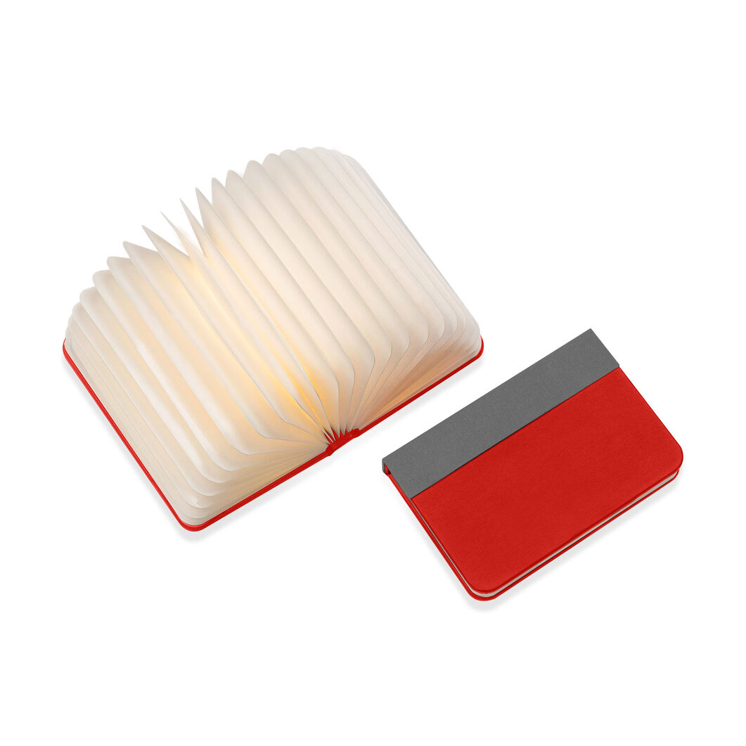 Mini Lumio+ in color Red/Grey