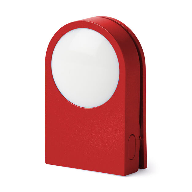 Lexon Lucie Light in color Red