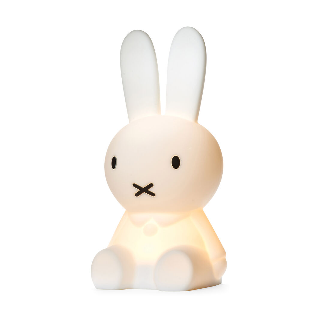Silicone Miffy Light in color
