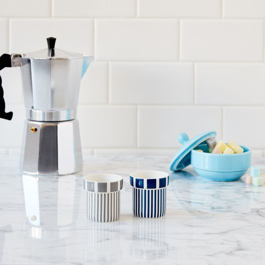 Lolli Stacking Cup in color Royal Blue