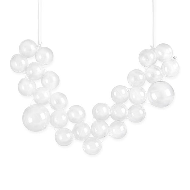 Bubble Necklace in color