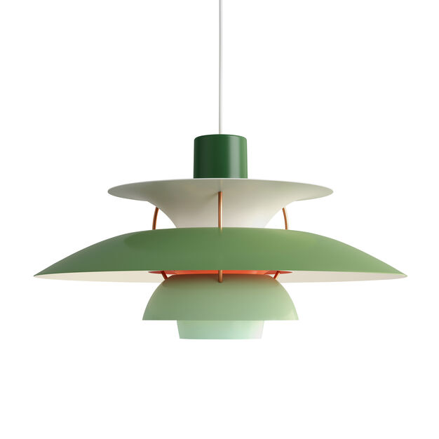 PH 5 Hanging Lamp in color Green