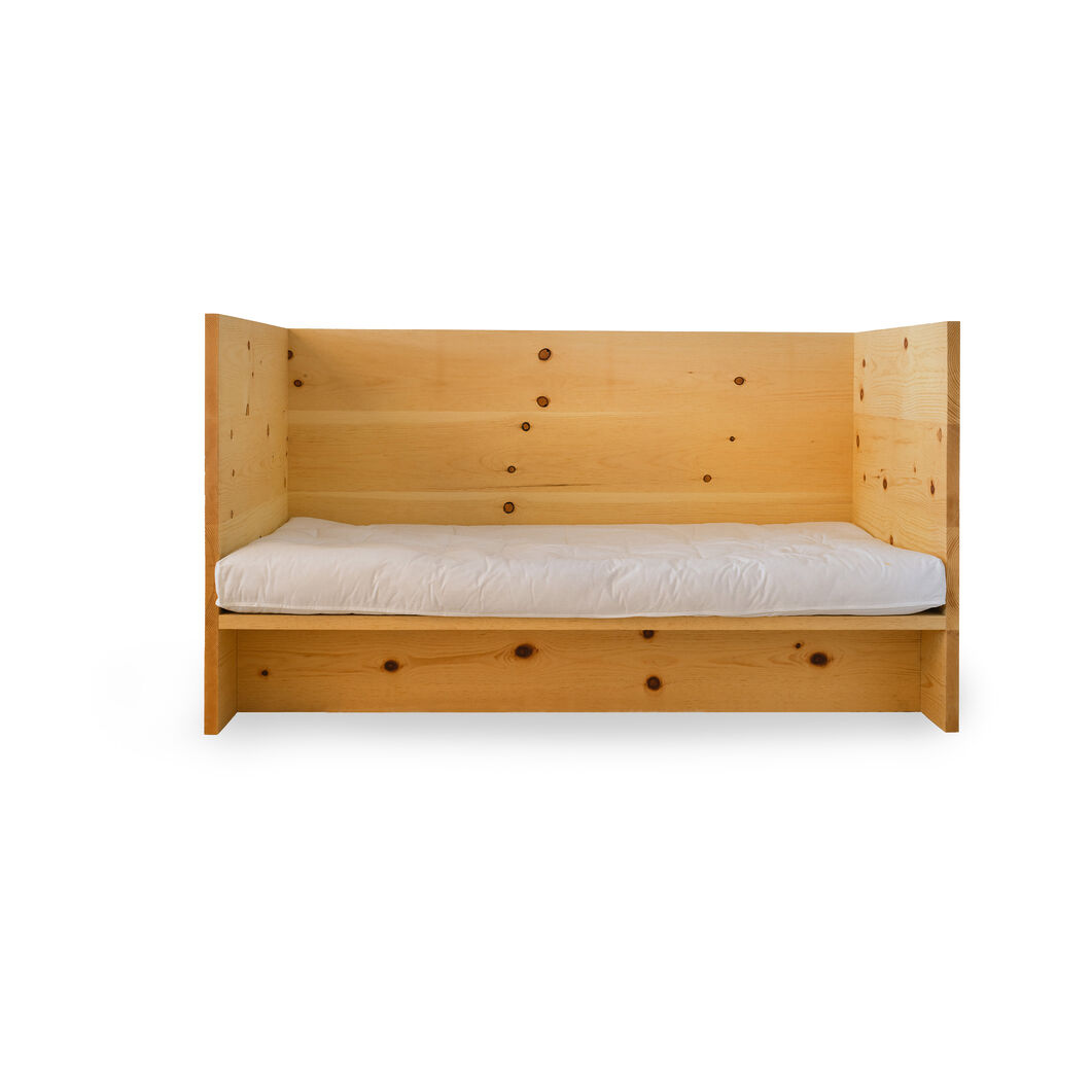 Donald Judd Single Daybed 32 in color