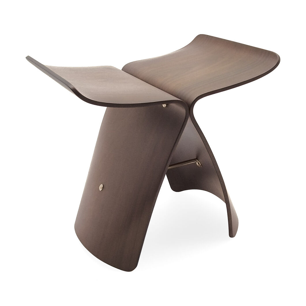 Butterfly Stool in color Rosewood