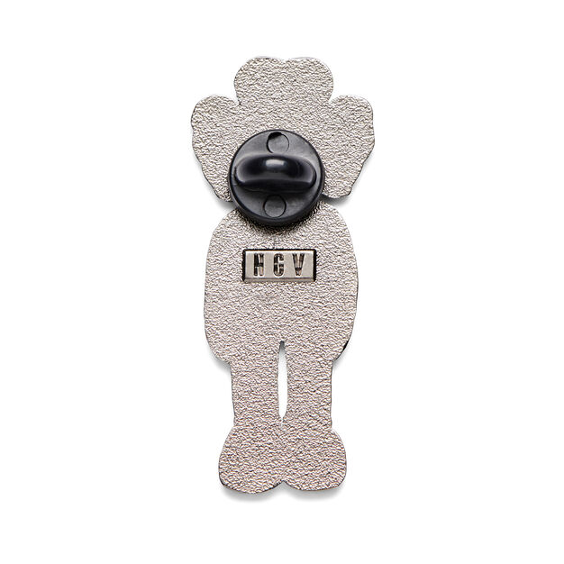 KAWS BFF Pins - Set of 3 in color