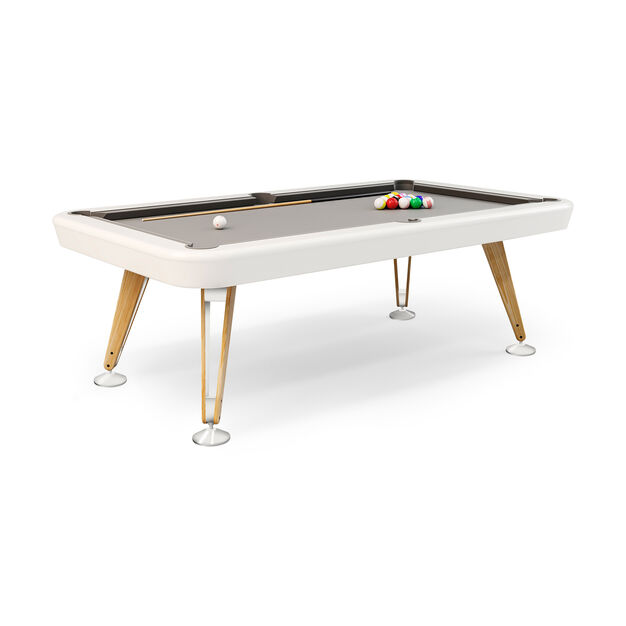RS Barcelona Diagonal Pool Table in color