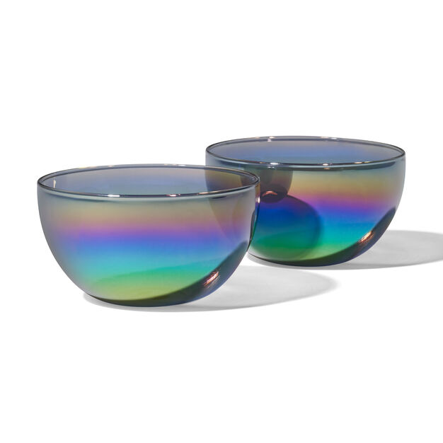 Shimmerware Bowls in color