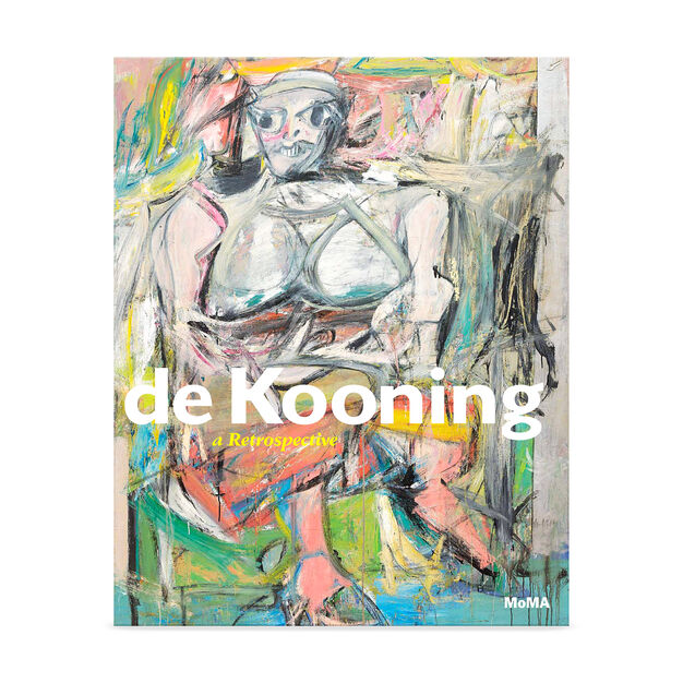 de Kooning: A Retrospective (PB) in color