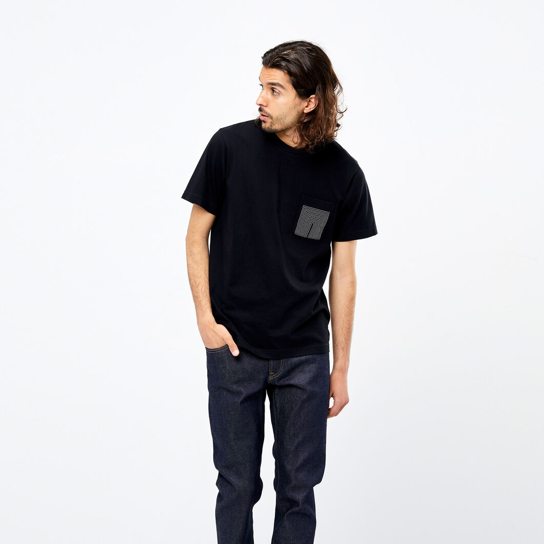 UNIQLO Lygia Pape T-Shirt in color Black