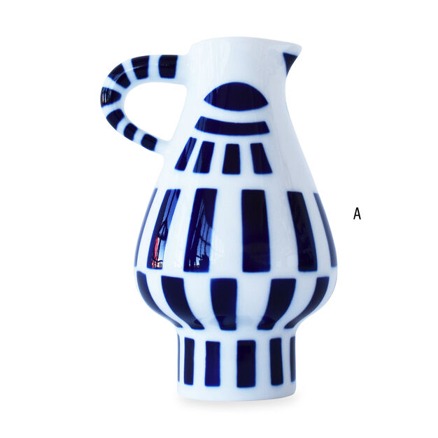 Sargadelos Bird Bud Vase in color Blue