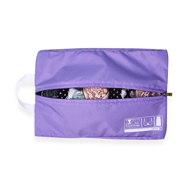 Spacepak Lingerie Travel Organizer in color
