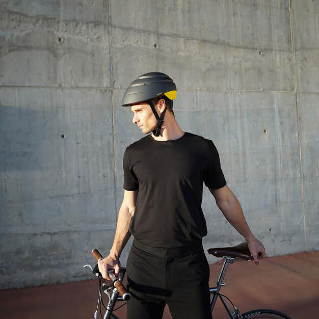 Loop Collapsible Helmet in color
