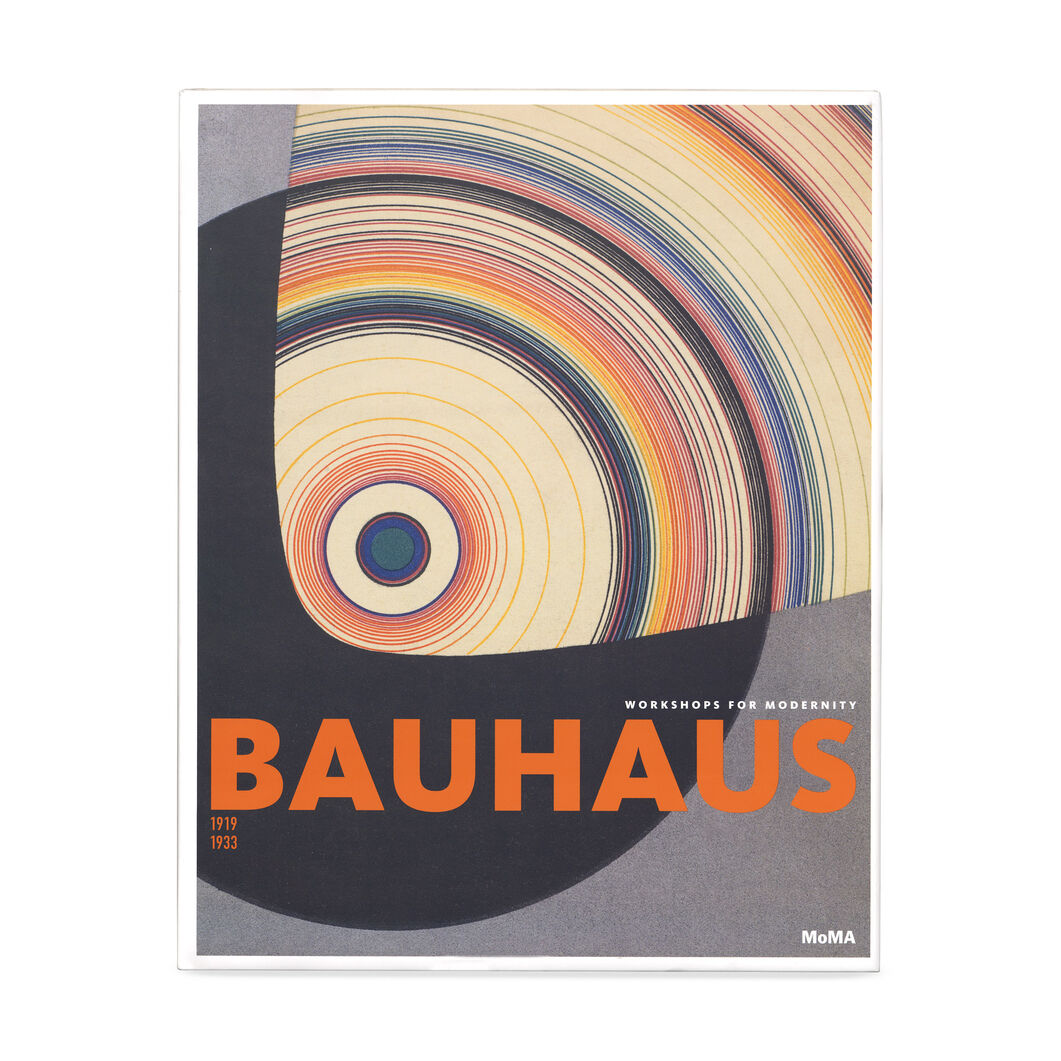Bauhaus 1919-1933: Workshops for Modernity in color