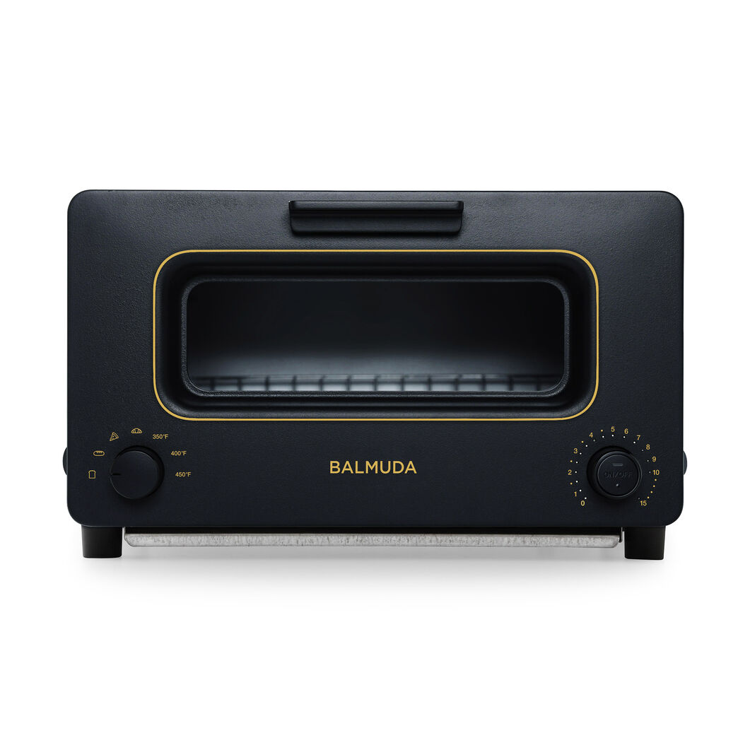 BALMUDA The Toaster in color Black