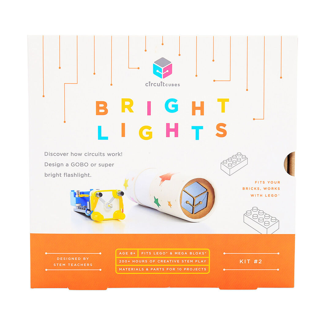 Bright Lights Kit in color