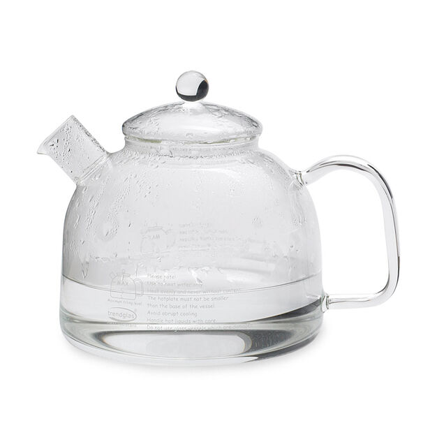 Glass Water Kettle in color