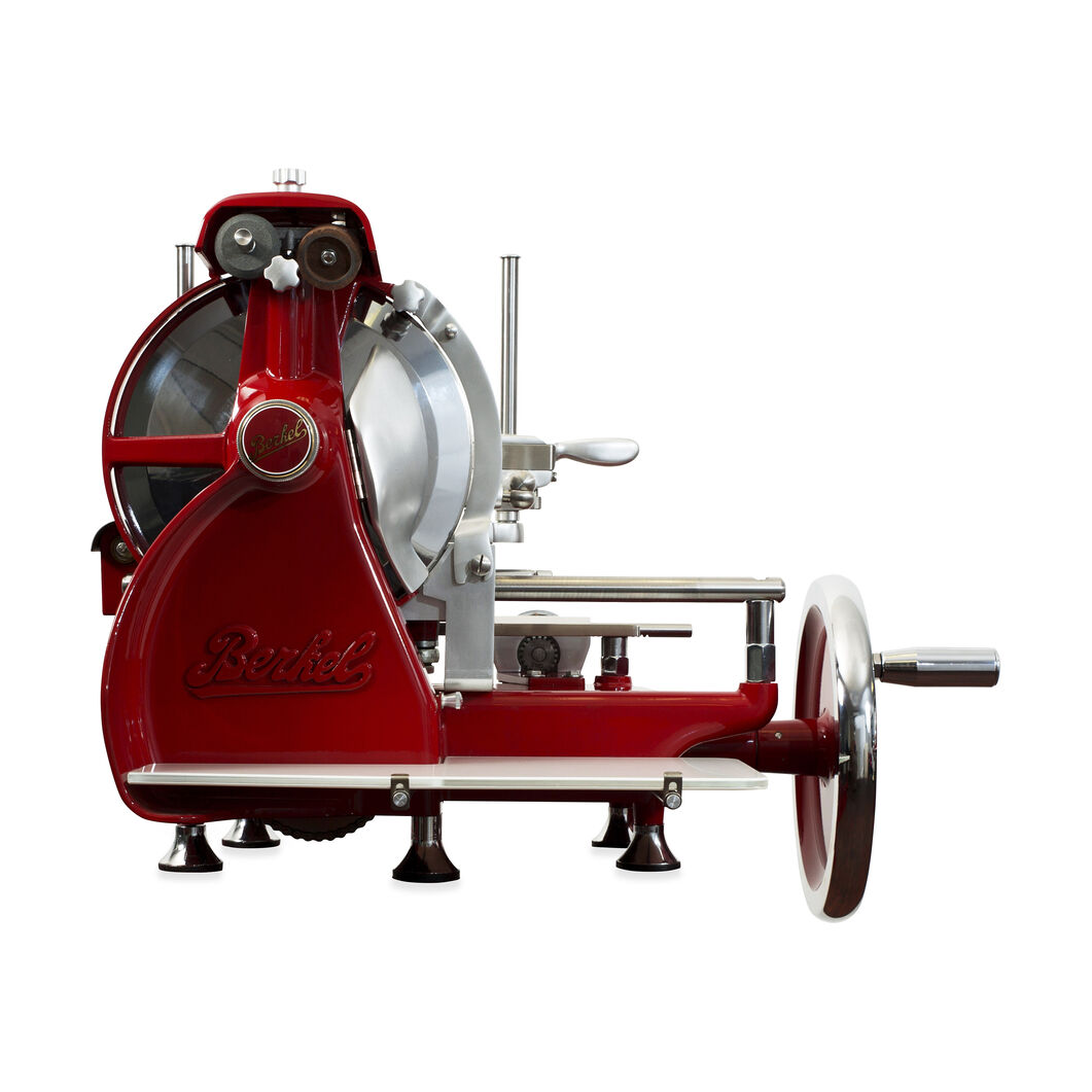 Berkel Red Volano B2 Meat Slicer in color