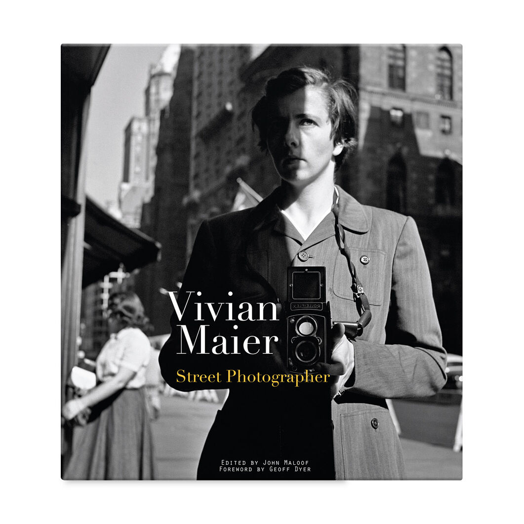 Vivian Maier: Street Photographer in color