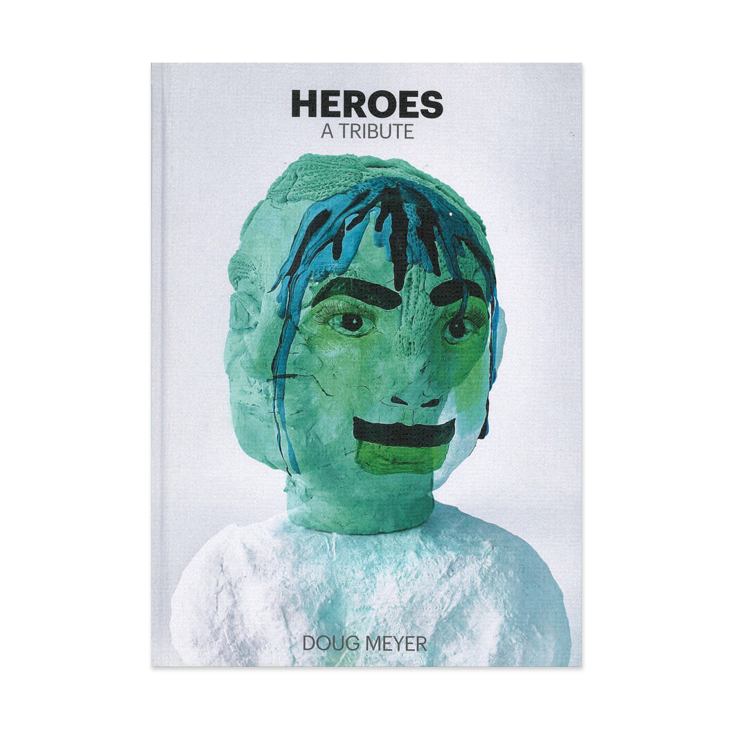 Heroes: A Tribute - Blue Edition - Hardcover in color