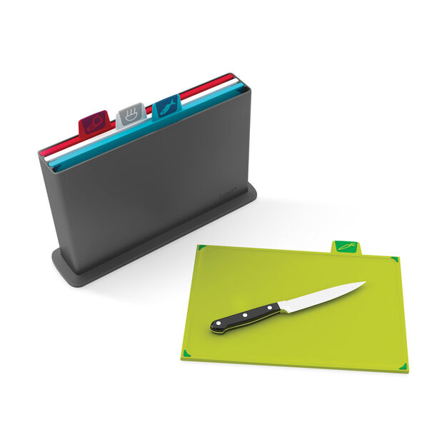 Index Chopping Board Set in color