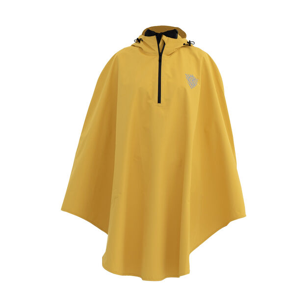 Cleverhood Rover Bicycle Rain Cape in color Yellow
