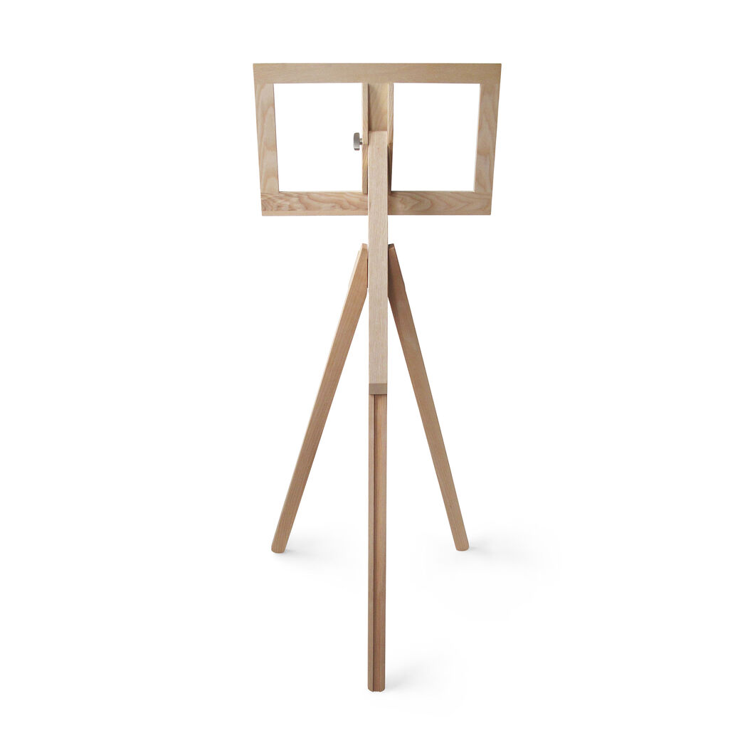 Wooden Bookstand in color